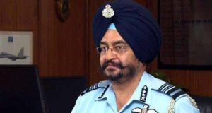 IAF Chief Visiting Myanmar And Malaysia