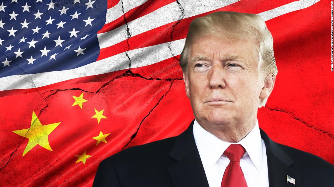 China Trumps USA