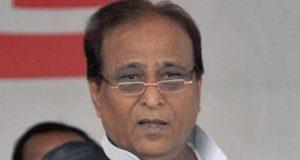 समाजवादी पार्टी नेता आजम खान ने बीजेपी पर दिया विवादित बयान।