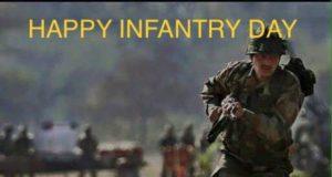Happy Infantry Day