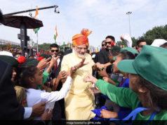 अजमेर से प्रधानमंत्री नरेंद्र मोदी जी ने कांग्रेस की जमकर उड़ाई खिल्ली।