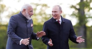 Indo Russian Arms Deal