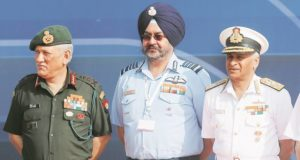 The Three Vice Chiefs Empowered With More Financial Powers for Critical Weapons Procurement